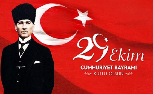 29 Ekim Cumhuriyet Bayramımız Kutlu Olsun (2018)